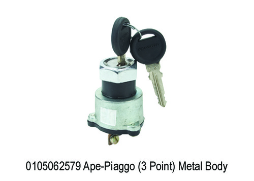 Ape-Piaggo(3 Point) Metal Body