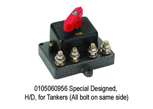 Special Designed, HD, for Tankers (All bolt)
