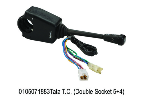 Tata T.C. (Double Socket 5+4); For Xt