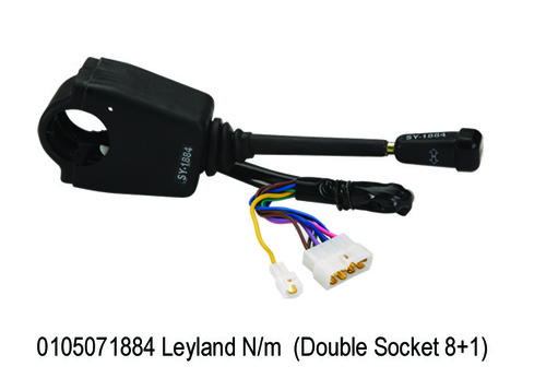 Leyland Nm, Double Socket 8+1; For Xt
