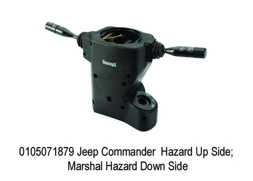 Jeep Commander NTTF Hazard Up Side