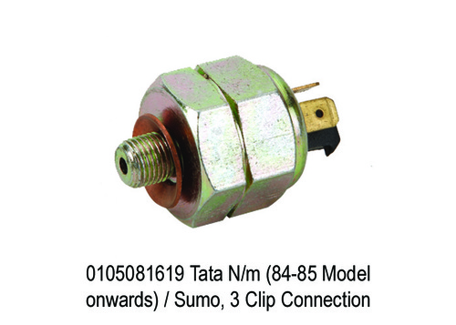 Sumo, PMP Type, Body22mm, 3 Clip Connection