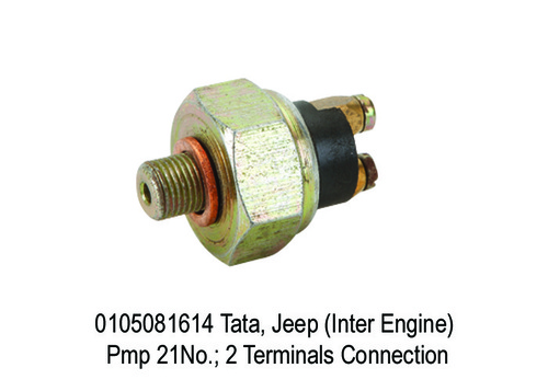Tata, Jeep (Inter Engine) Pmp 21No