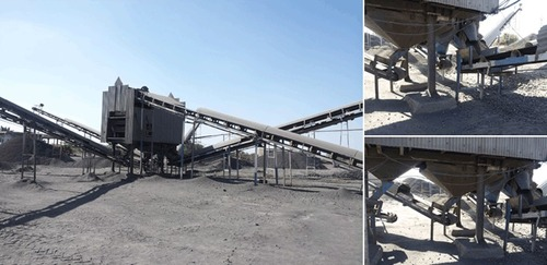 Fixed Stone Crushing Plant