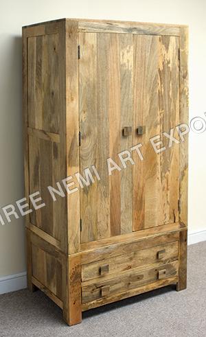 Cube Furniture  Wardrobe