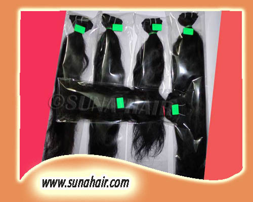 Machine weft new arrival all textures human hair