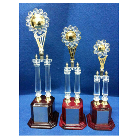 Designer Diamond Trophies