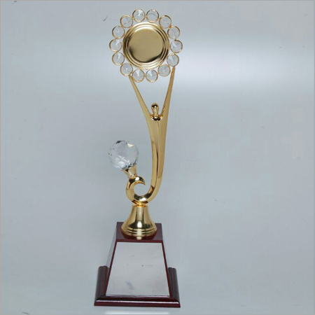 Diamond Crystal Made Trophy
