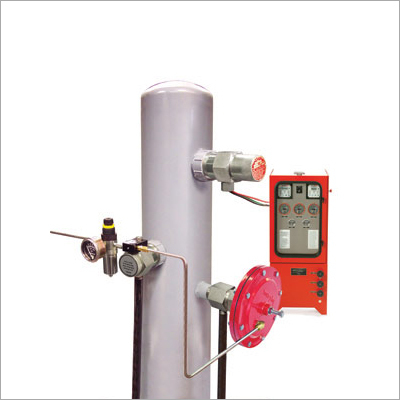 Gas Compressor Scrubber Level System
