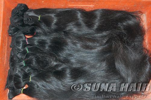 Wholesale price curly natural human hair