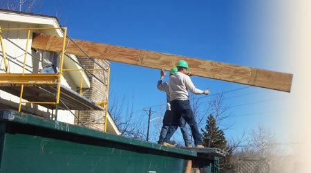 Structural Repairing & Rehabilitation