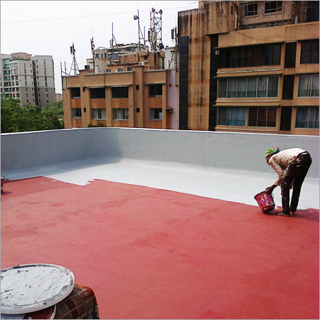 Commercial Waterproofing Services