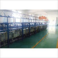 Industrial Electroplating Plant