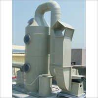 Pollution Control Scrubber