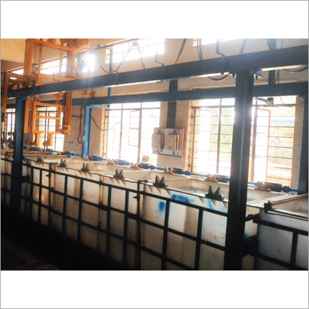 Automatic Tin Plating Plant