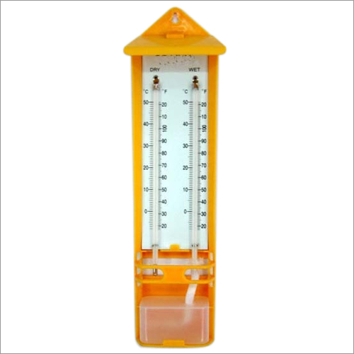 Wet Thermometer