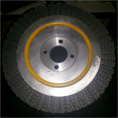 Abrasive Round Brush