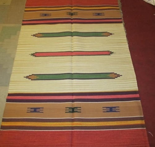 Handmade Cotton Jute Rugs