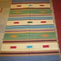 Decorative Cotton Jute Rugs