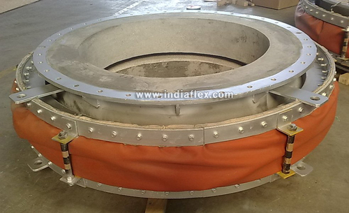 Non Metallic Elastomeric Type Expansion Joints