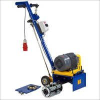Concrete Scarifier With Cutter
