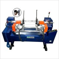 Dual Head Automatic Pipe Bar Chamfering Machine