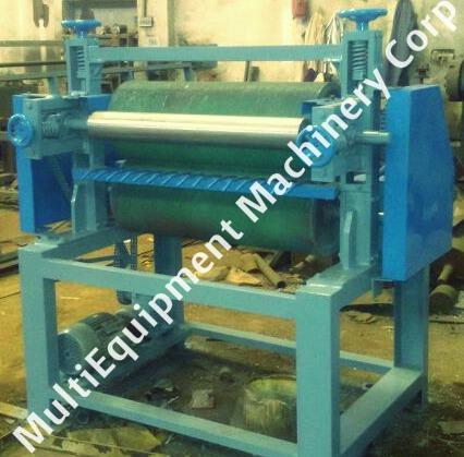 Plywood Glue Spreader Machine