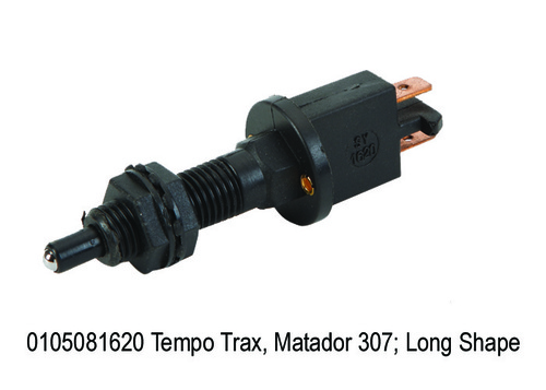 Tempo Trax, Matador 307; Long Shape