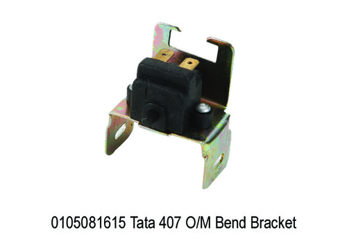 Tata 407 OM Bend Bracket