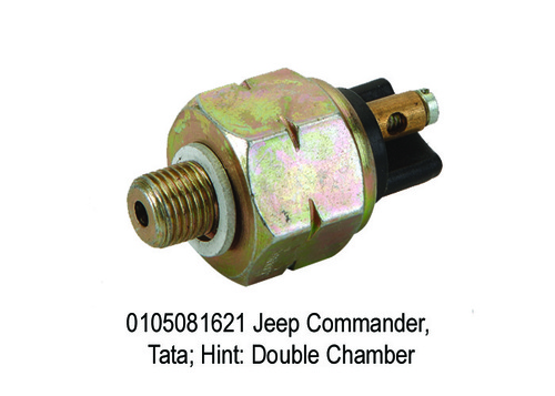 Jeep Commander, Tata; Hint Double Chamber