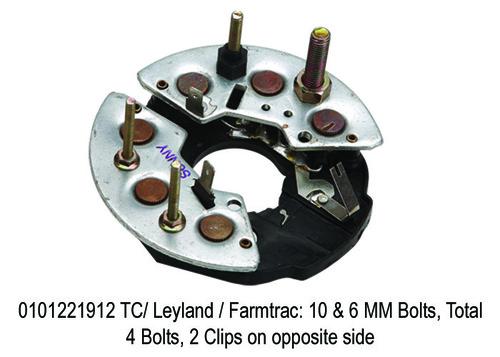 Rectifier Plate TC Leyland