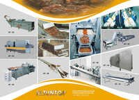 Dried Fruit Processing Machine