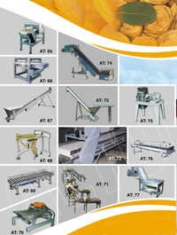 Fruit Belt Conveyor
