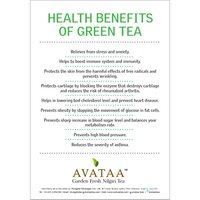 Health Benefits Of Green Tea