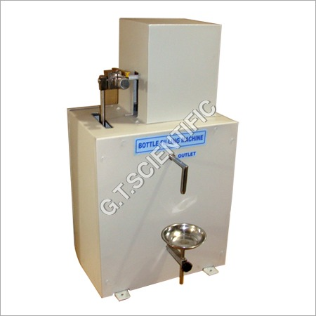 Bottle Filling Machine Motor Operated