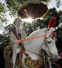 INDIAN WEDDING GHODI DECORATIONS