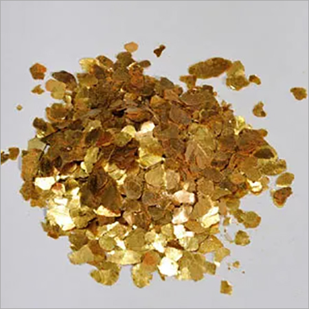 Golden Mica Blocks