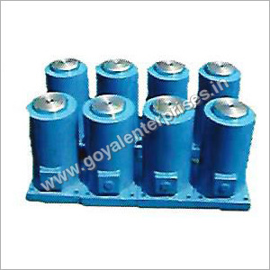 Single Acting Spring Return Hydraulic Jack