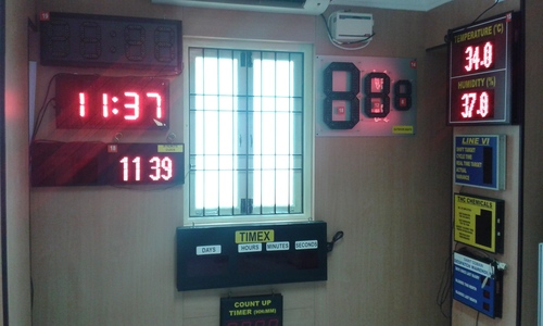 Led Timing Board