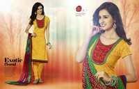 Salwar Suit Chunari Style