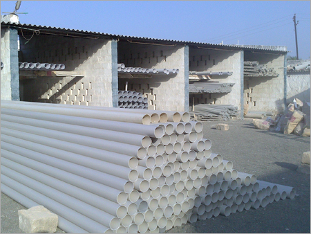 Rigid Plastic PVC Pipes