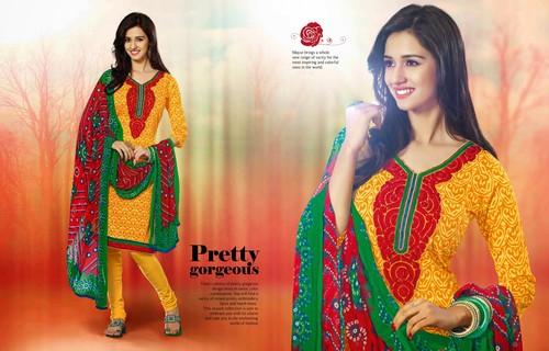 Salwar Suit Cotton Dress