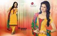 Cotton Dress Salwar Suit