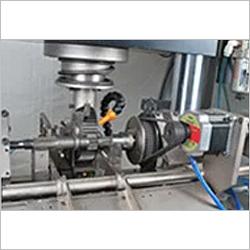 Multi Point Shaft Straightener Machine