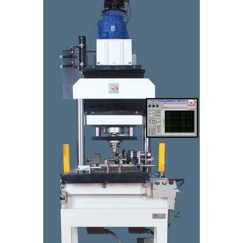 Single Point Shaft Straightener Machine