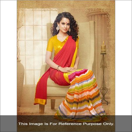 Fabulous Printed Sarees
