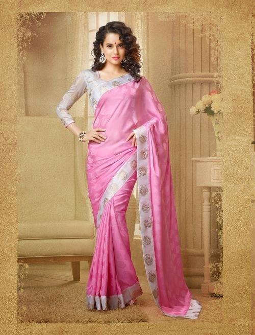 Attractive Printed Sarees
