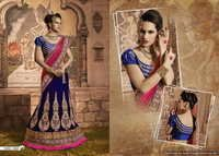 Splendorous Designer Bridal Sarees