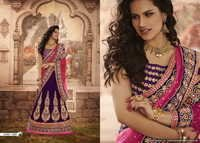 Enhancing Designer Bridal Sarees