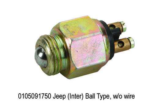 Jeep (Inter) Ball Type, wo wire